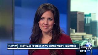 Mortgage Protection vs. Homeowner's Insurance - Video