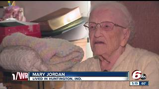 102-year-old Indiana native celebrates birthday with music - Video