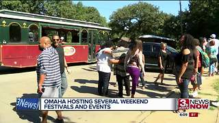 Weekend events preview: reunion, Ribfest, hot-air balloons and wine - Video
