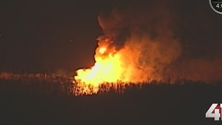 Investigation underway into pipeline explosion