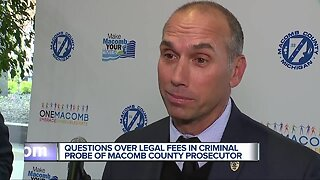 New questions raised about embattled Macomb County Prosecutor and outside attorney