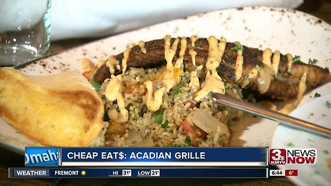 CHEAP EAT$: Acadian Grille