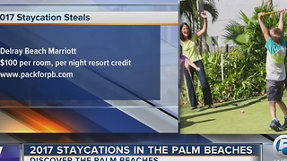 Staycations deals for January in Palm Beach County - Video