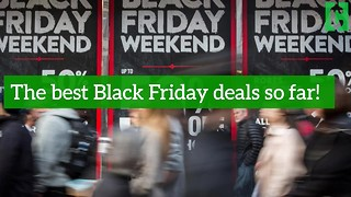 Check out the best Black Friday deals so far! - Video