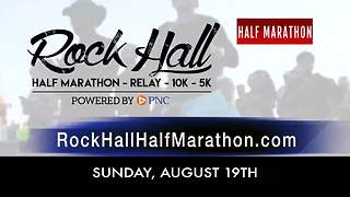 Rock Hall Half Marathon expected to bring 4,000 runners to Cleveland in August - Video