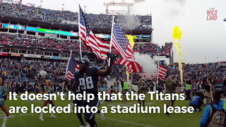 Tennessee Titans Deny Relocation To Oakland - Video