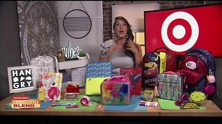 Back to school trends from Target - Video