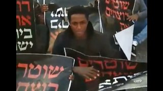 Thousands Gather in Tel Aviv to Protest Alleged Police Brutality - Video