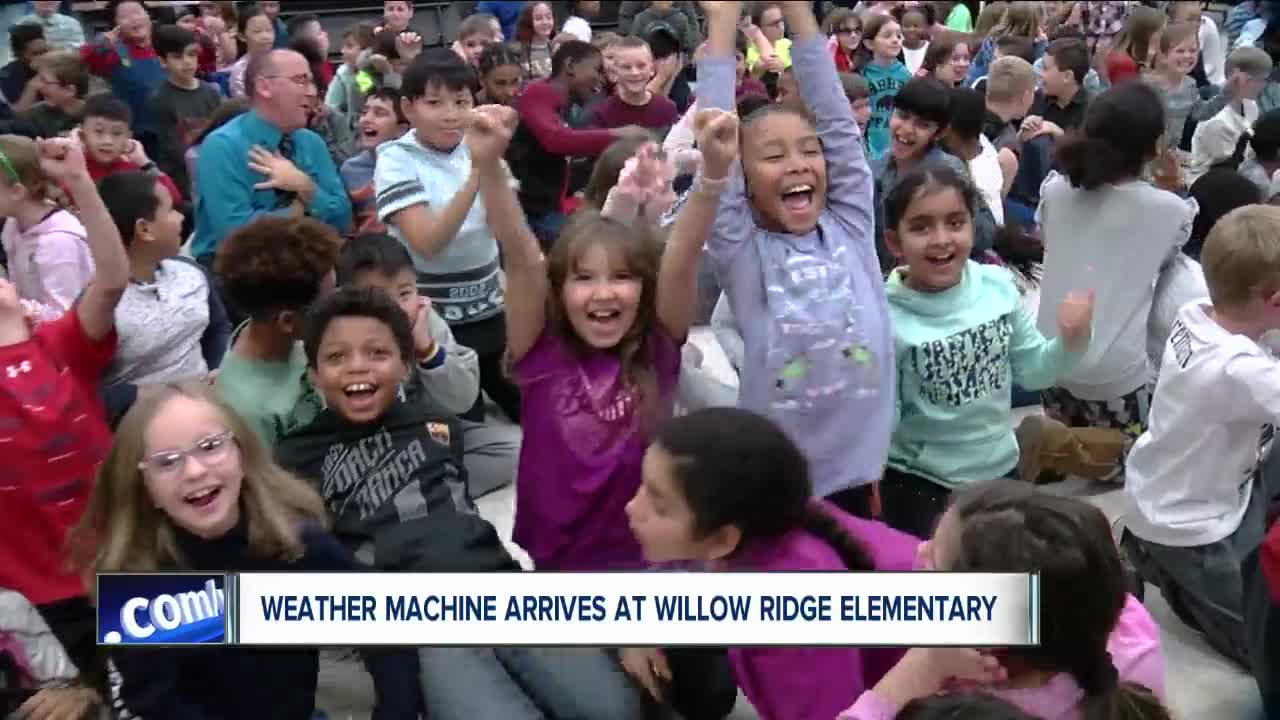 Willow Ridge Wins Weather Machine Contest 112119