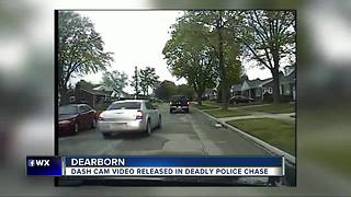 Police release shocking video of car chase that ended at Beaumont Oakwood Hospital - Video