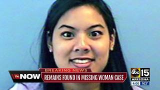 Remains found in Sun Lakes ID'd as missing Chandler woman - Video