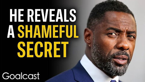 Idris Elba Falls Apart Trying To Prove Himself -- Life Stories By Goalcast