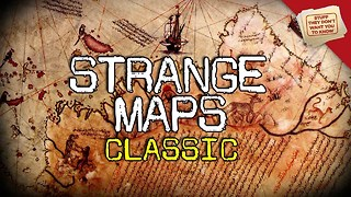 Stuff They Don't Want You To Know: Strange Maps and Stranger Theories - CLASSIC - Video