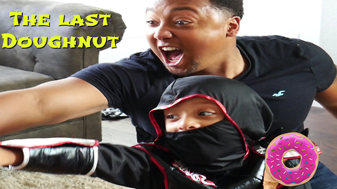 Tales of a Young Ninja: The Last Dougnut