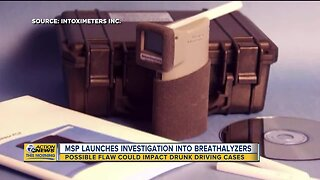 MSP launches investigation into breathalyzers
