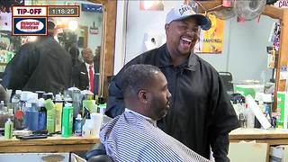 Cavs talk from the barber shop - Video