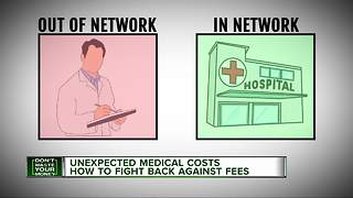 Unexpected medical costs: how to fight back against fees