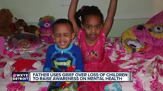 Father of murdered children turning family tragedy into triumph, hope for others - Video