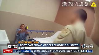 Las Vegas police admit to mistakes made before University Medical Center shooting - Video
