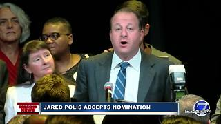 Colorado Primaries: Jared Polis acceptance speech