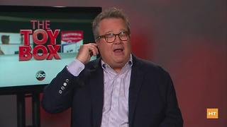 Eric Stonestreet on what it's like working with toy makers on 'The Toy Box' - Video