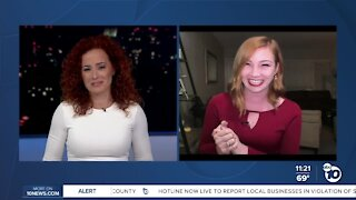 ABC 10News Pinpoint Weather with Leah Pezzetti