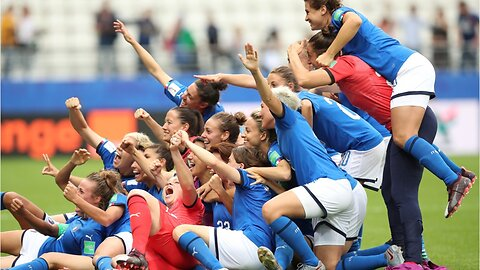 Italy wins again at women's World Cup