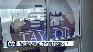 FBI agents raid Taylor City Hall in public corruption case, asking for public tips
