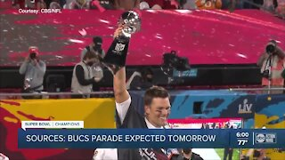 City of Tampa preps for Super Bowl boat parade for Bucs