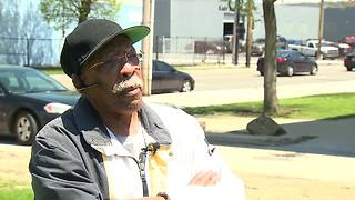 Cleveland councilman Ken Johnson talks about repaving Cleveland streets - Video