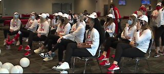 UNLV Volleyball heading to NCAA tournament