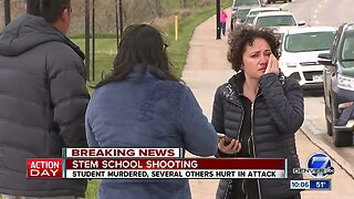 STEM School shooting: 1 dead, 8 injured