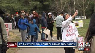 Thousands attend March for our Lives rally - Video