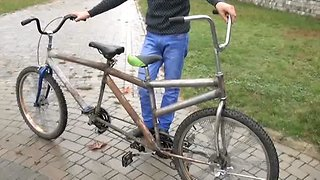 unusual bike