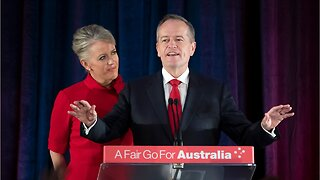 Labor leader concedes cannot win Australian election