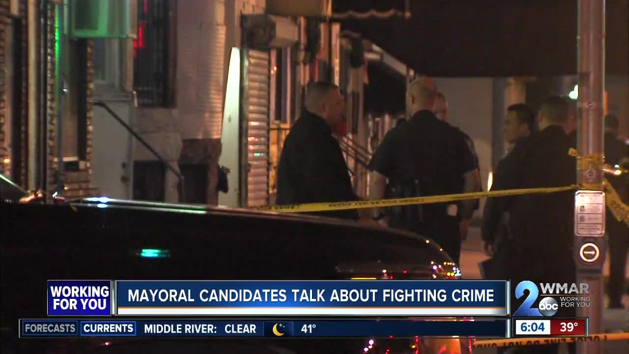 For the fifth consecutive year, Baltimore City has reached 300 homicides.
