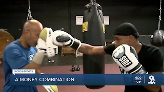 Young, local boxer signed to 'The Money Team'