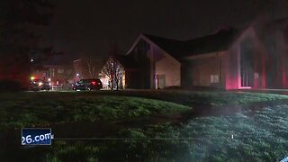 Suspected arson at church investigated