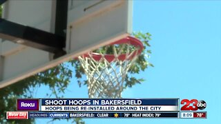 Bakersfield residents can shoot hoops again