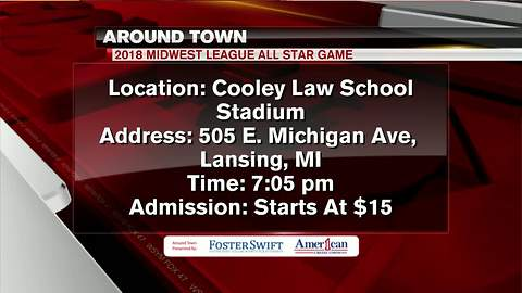 Around Town 6/18/18: Midwest League All Star Game
