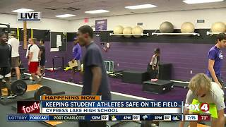FHSAA requires heat stroke training for coaches and athletes - 7am live report - Video