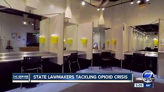 Colorado lawmakers to visit Canada to tackle opioid crisis - Video