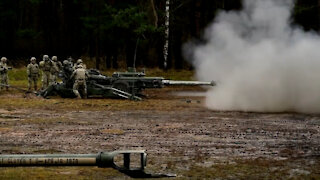 2CR Cobra Strike Direct Fire with M777's