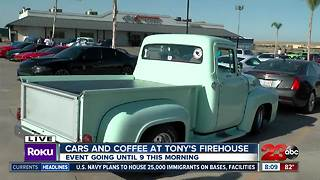 Coffee and Car bring car enthusiast to NE Bakersfield