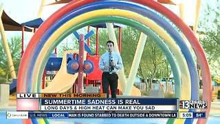 Seasonal Affective Disorder can happen in Vegas in the summer - Video