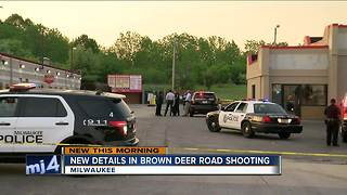 1 dead, 1 seriously injured in separate shootings in Milwaukee - Video