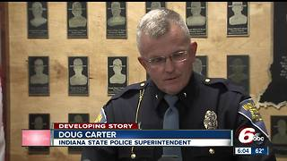 Indiana State Police respond to criticism of Flora fire investigation - Video