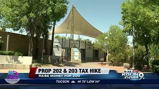 Voters decide whether to pass zoo propositions - Video