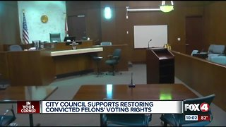 Ft. Myers City Council votes to support ballot amendments