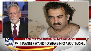 Alleged 9/11 Mastermind Joins Democrats in Opposing CIA Nominee - Video